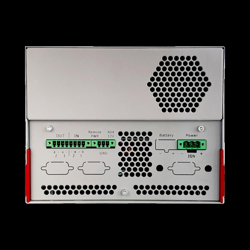 mii370 Series - mii370-1xPCIex8+1xPCIex4