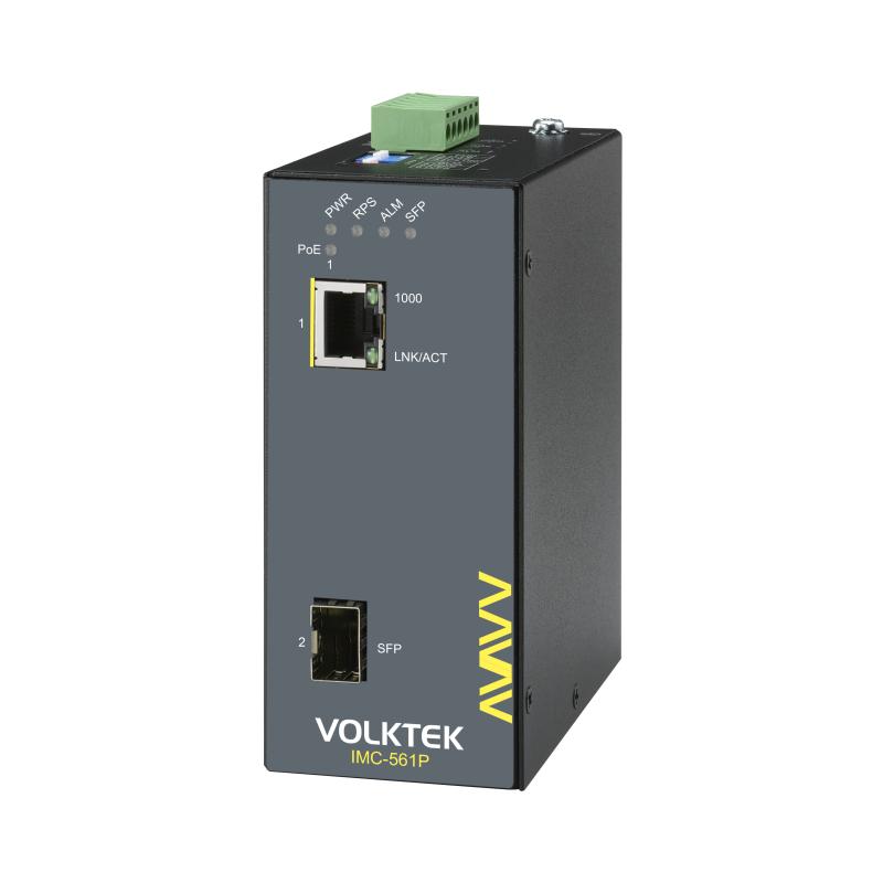 Convertitori Ethernet Industriali , Unmanaged - IMC-561P