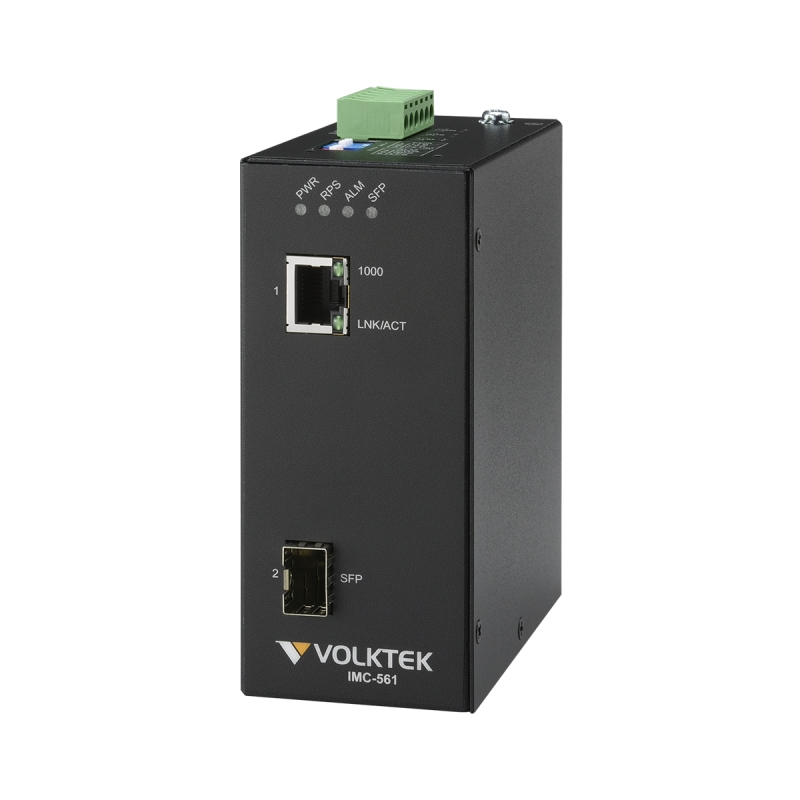 Industrial Ethernet Converters , Unmanaged - IMC-561