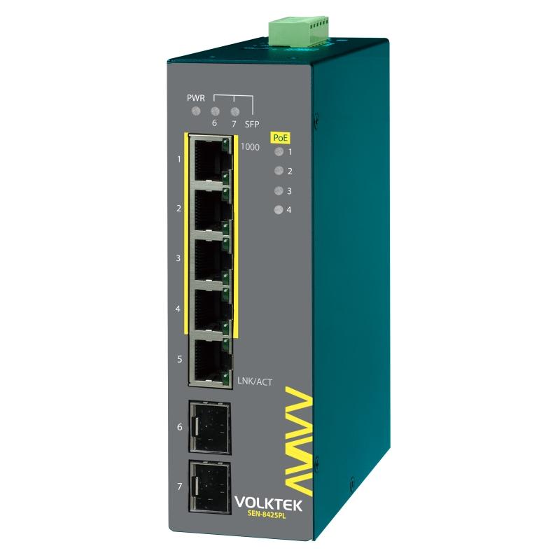 Lite Managed - SEN-8425PL-24V