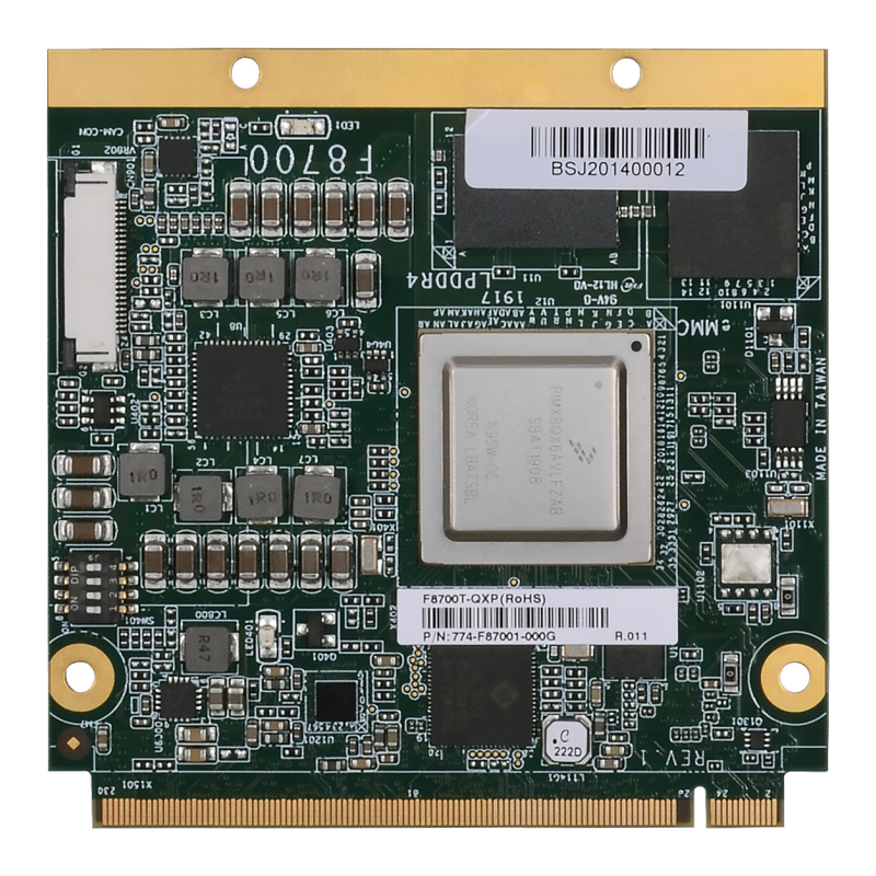 Computer On Module , Qseven - F8700