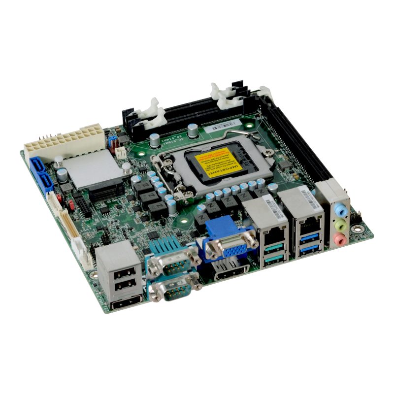 Industrial Motherboards , Mini-ITX - CS170-Q370/C246