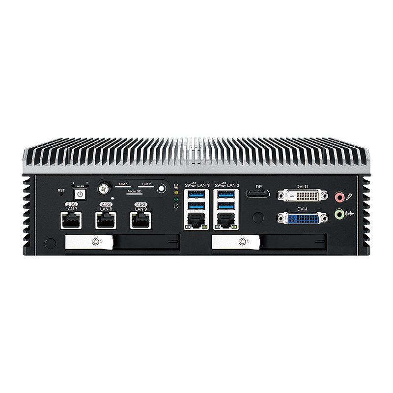 Box PC Fanless , High-Performance Systems - ECX-2000