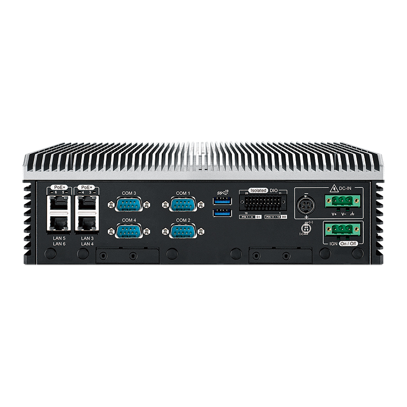Box PC Fanless , High-Performance Systems - ECX-2025