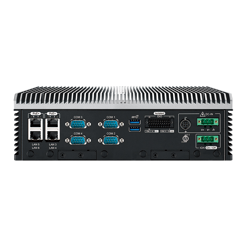 10G Ethernet Systems , Box PC Fanless - ECX-2071
