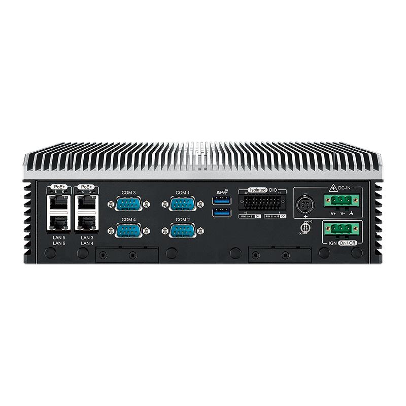 10G Ethernet Systems , Box PC Fanless - ECX-2071
