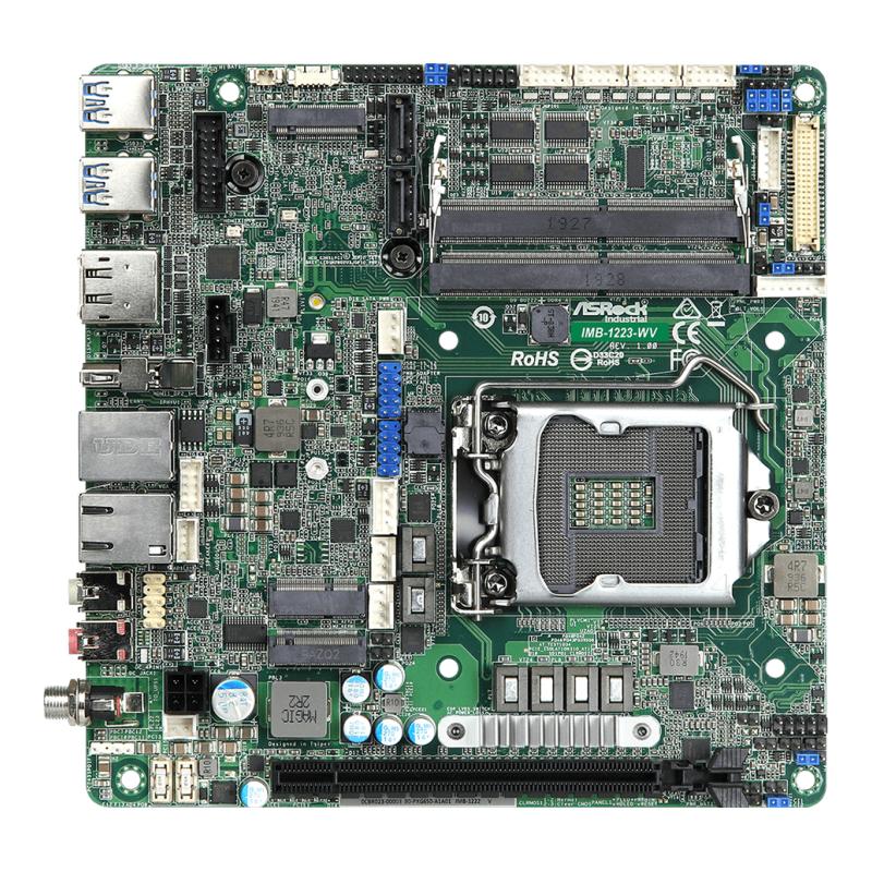 Mini-ITX , Motherboard Industriali - IMB-1223/IMB-1223-WV