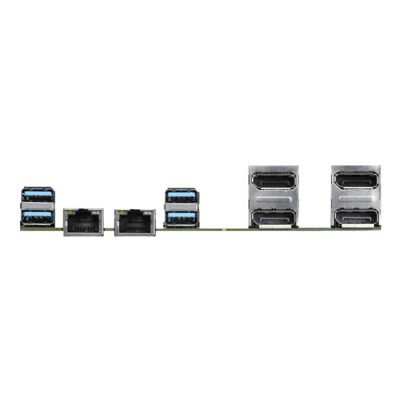 Micro-STX , Motherboard Industriali - MXM IPC-Q370-12V