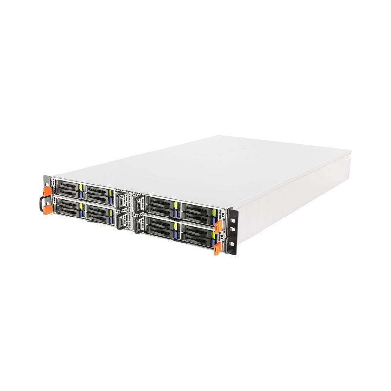 Industrial Servers - 2U4N-F/ROME-M3