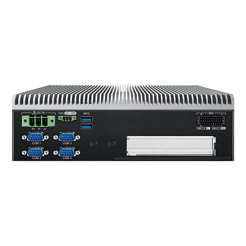 Box PC Fanless , Expandable Systems - ECX-2110