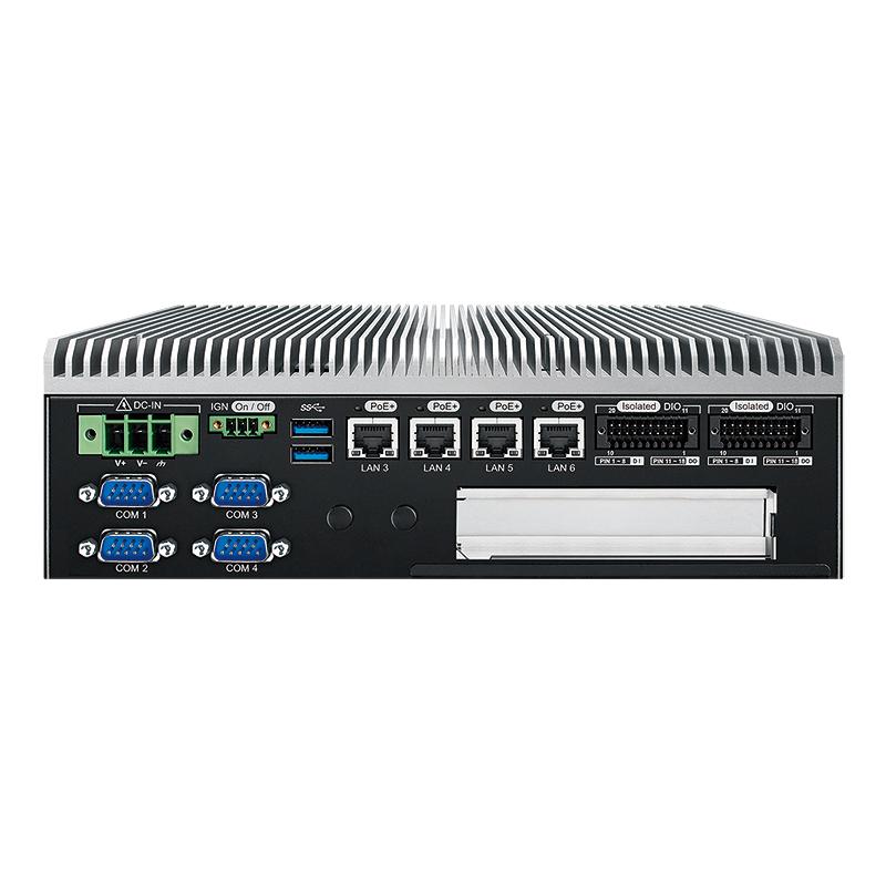 Box PC Fanless , Expandable Systems - ECX-2201