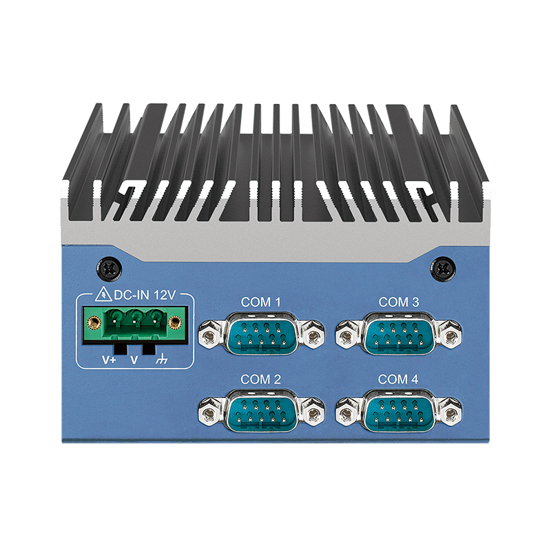 Fanless Box PCs , Ultra-Compact Systems - SPC-6000