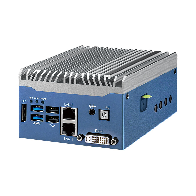 Box PC Fanless , Ultra-Compact Systems - SPC-6000