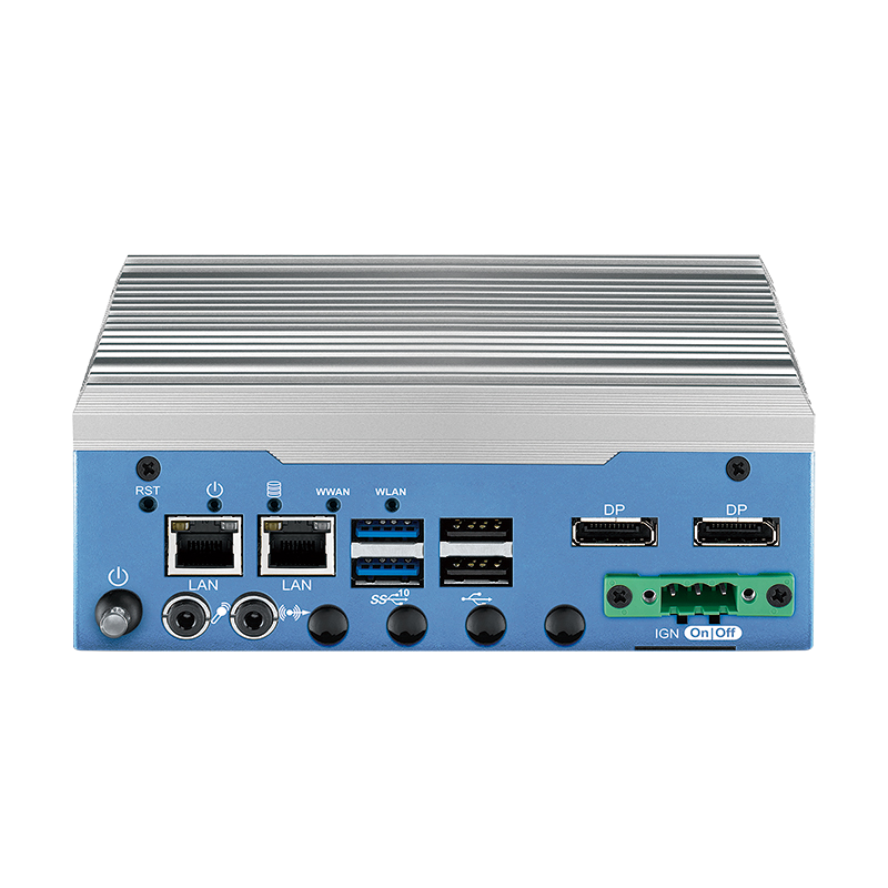 Box PC Fanless , Ultra-Compact Systems - SPC-7100