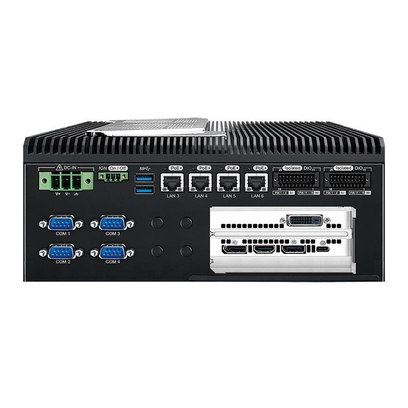 GPU Computing Systems - ECX-2400 PEG