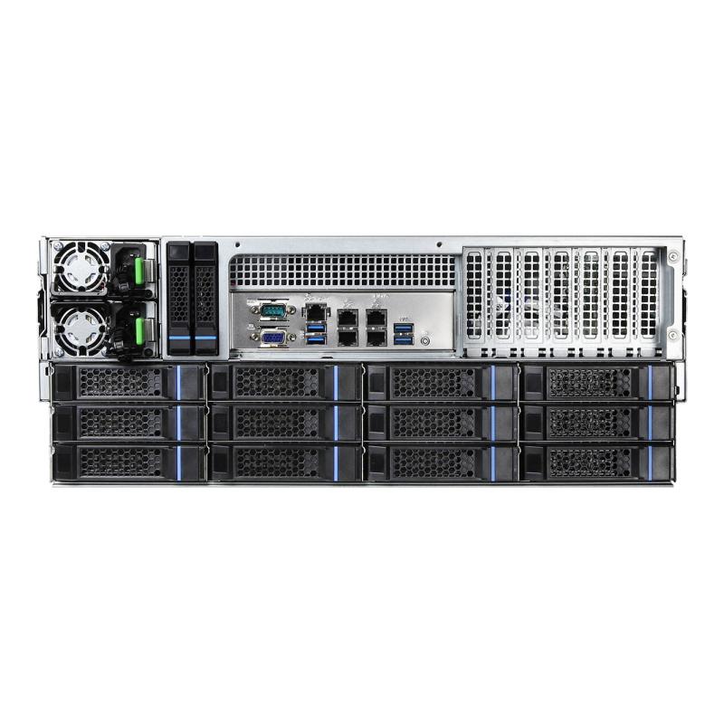 Industrial Servers - 4U36L2S-C621
