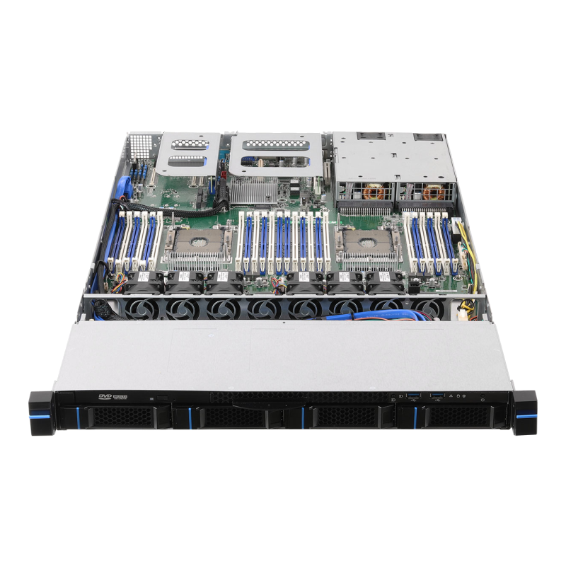 Industrial Servers - RM138-C622-LM/4L