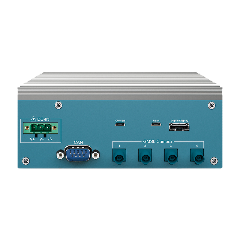Fanless Box PCs , Ultra-Compact Systems - EAC-2100