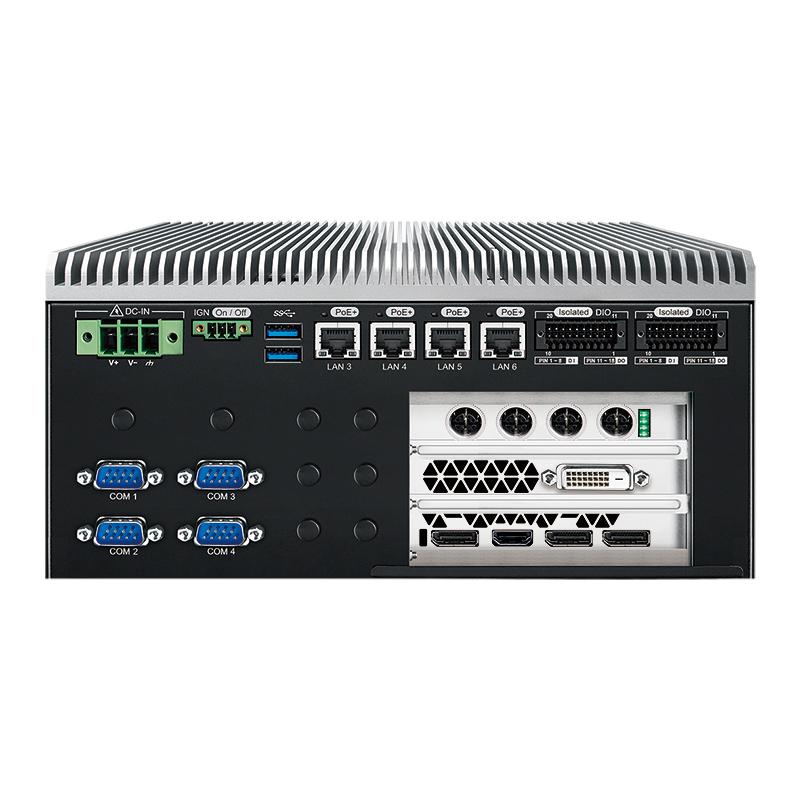 GPU Computing Systems - ECX-2600 PEG