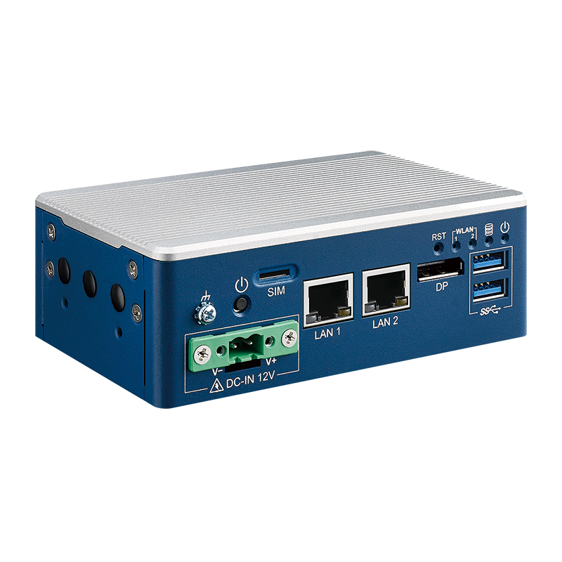 Box PC Fanless , Ultra-Compact Systems - PBC-1000